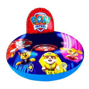 Kids Paw Patrol Inflatable Chair Perfect For The Beach Or Garden