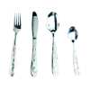 Kitchen Cutlery Set Stainless Steel Quality Dining Forks Knives Spoons 4-24 PCS