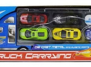 Plastic Toy Truck Carrier