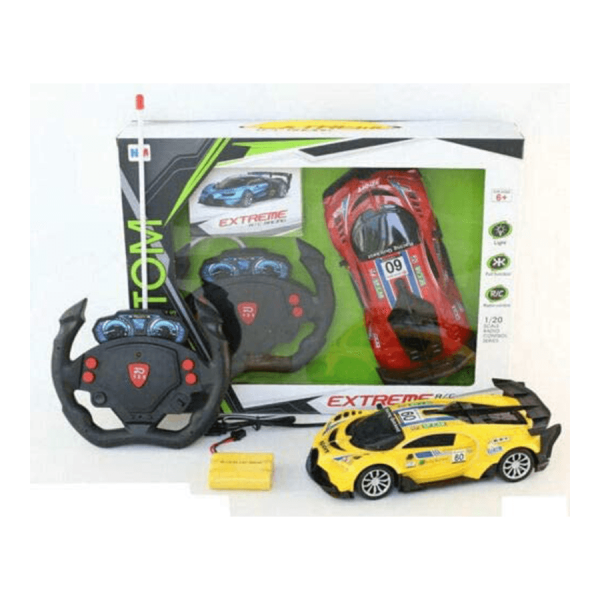 Remote Control Extreme Racing Sports Car