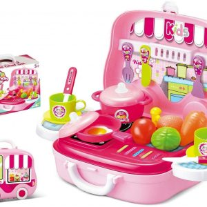 Plastic Toy Cooking Set