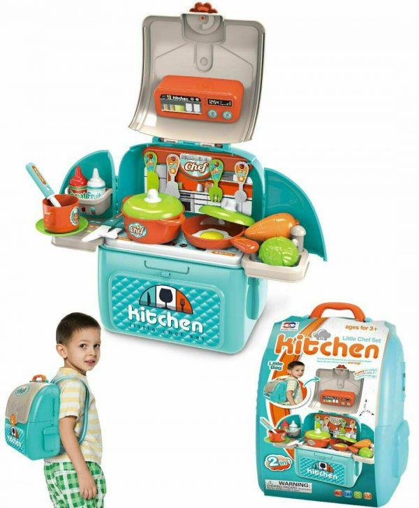 Little Chef Kids Play