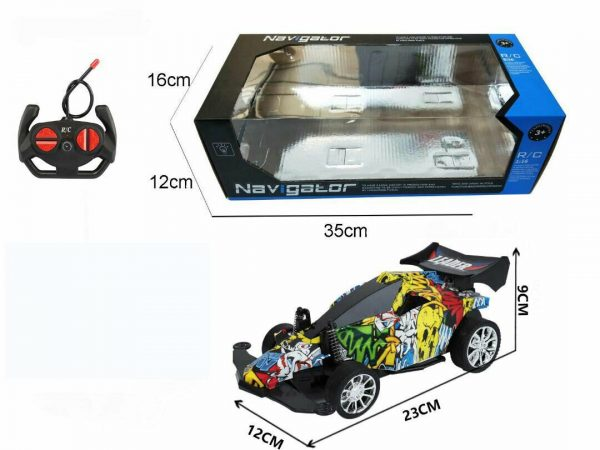 Full Function Toy Car